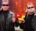 Arnold Schwarzenegger rejoue ses films en 6 minutes !
