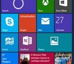 Build 2015 : quelques ajustements sur l'interface utilisateur de Windows 10