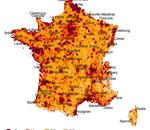Orange revendique 65% de couverture 4G et se rapproche de Bouygues Telecom