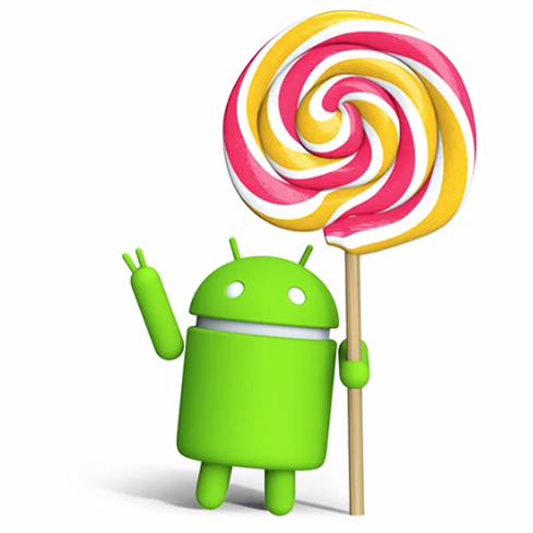 Android 5.1 Lollipop : appels HD, antivol et double SIM