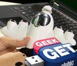 GeekGet nouvelle saison : le hub USB avion avec ventilateur intégré (#91)