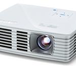 Acer : nouveaux vidéoprojecteurs pour vacanciers et professionnels nomades