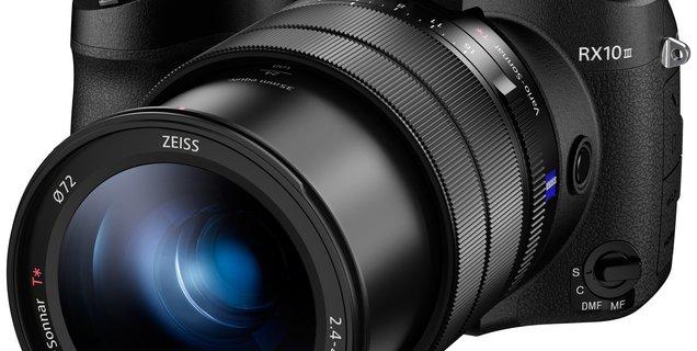 Sony RX10 III : super zoom et super qualité à la fois