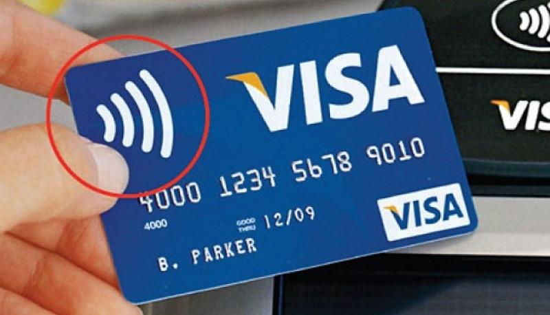 Carte Bancaire NFC