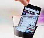 Test du Sony Xperia Z : entre performances et design