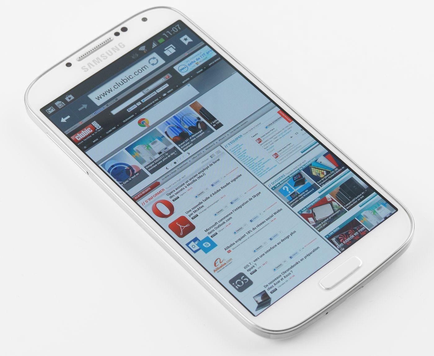 Galaxy S4 : 10 millions d'exemplaires vendus en moins d'un mois
