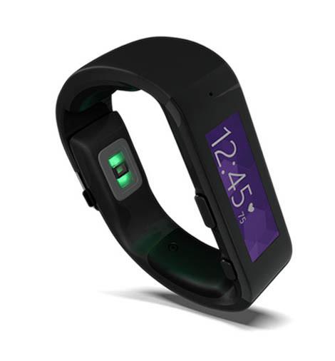 Band : Microsoft sort un bracelet connecté évolué