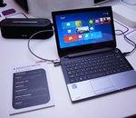 Toshiba : un netbook tactile et une tablette convertible sous Windows 8.1