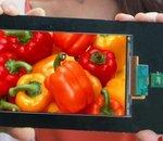 LG dévoile un écran de 5,5 pouces affichant une définition de 2560 x 1440 pixels