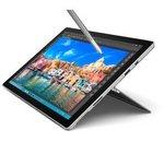 Test Surface Pro 4 : Microsoft travaille, et ça se voit