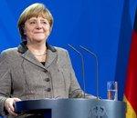 Angela Merkel prône l'indépendance européenne en matière de données
