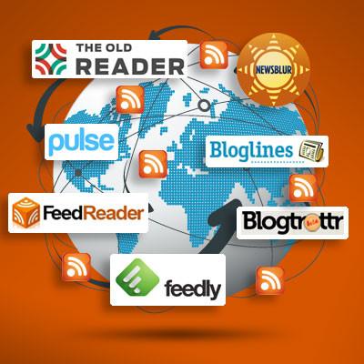 Alternatives google reader flux rss © Clubic.com