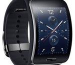 Samsung Gear S : une montre incurvée et autonome avec la 3G