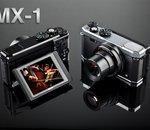 CES 2013 : Pentax MX-1, un compact expert résolument rétro