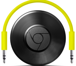 Fin de production pour les Chromecast Audio