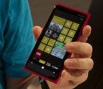 Vidéo de présentation du Nokia Lumia 920 sous Windows Phone 8