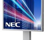 Nec MultiSync P212 : le retour de l'écran 4:3 !