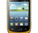 Galaxy Music : un smartphone pour les mélomanes chez Samsung