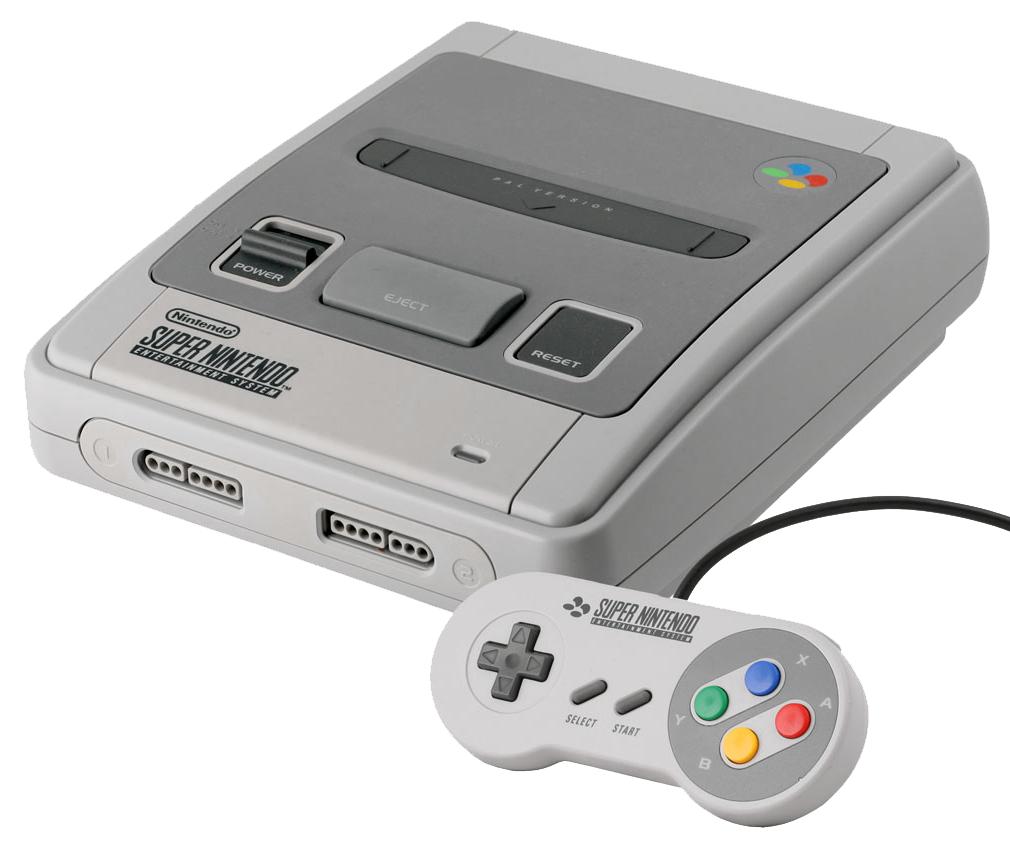 Super Nintendo originale