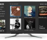 Deezer s'installe sur les TV connectées de Samsung, LG et Toshiba