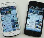 Apple abandonne ses attaques contre le Galaxy S3 mini