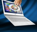 Acer Aspire S7 : un ultrabook à écran tactile