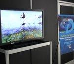 CES 2013 : Stream TV expose un prototype d'écran 4K 3D sans lunettes