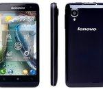 P770 : le smartphone Android longue durée selon Lenovo