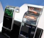 Ecrans AMOLED flexibles chez Samsung : des livraisons mi-2013