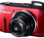 Canon PowerShot SX280 HS : un compact connecté et géolocalisé à zoom puissant