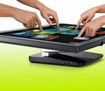 Dell S2340T : le moniteur tactile 10 points en USB 3.0