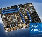 Comparatif cartes mères Intel P55
