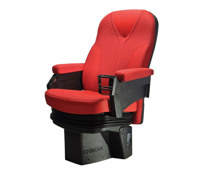 d box mfx un si ge 4d pour les salles de cin ma. Black Bedroom Furniture Sets. Home Design Ideas