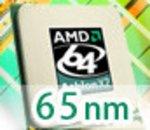AMD Athlon 64 X2 5000+ Brisbane : 90nm vs 65nm