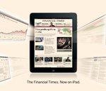 Abonnement sur iOS : le Financial Time refuse certaines clauses d'Apple