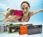 Quatre appareils photo étanches en test !