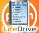 palmOne LifeDrive : une médiathèque dans la poche