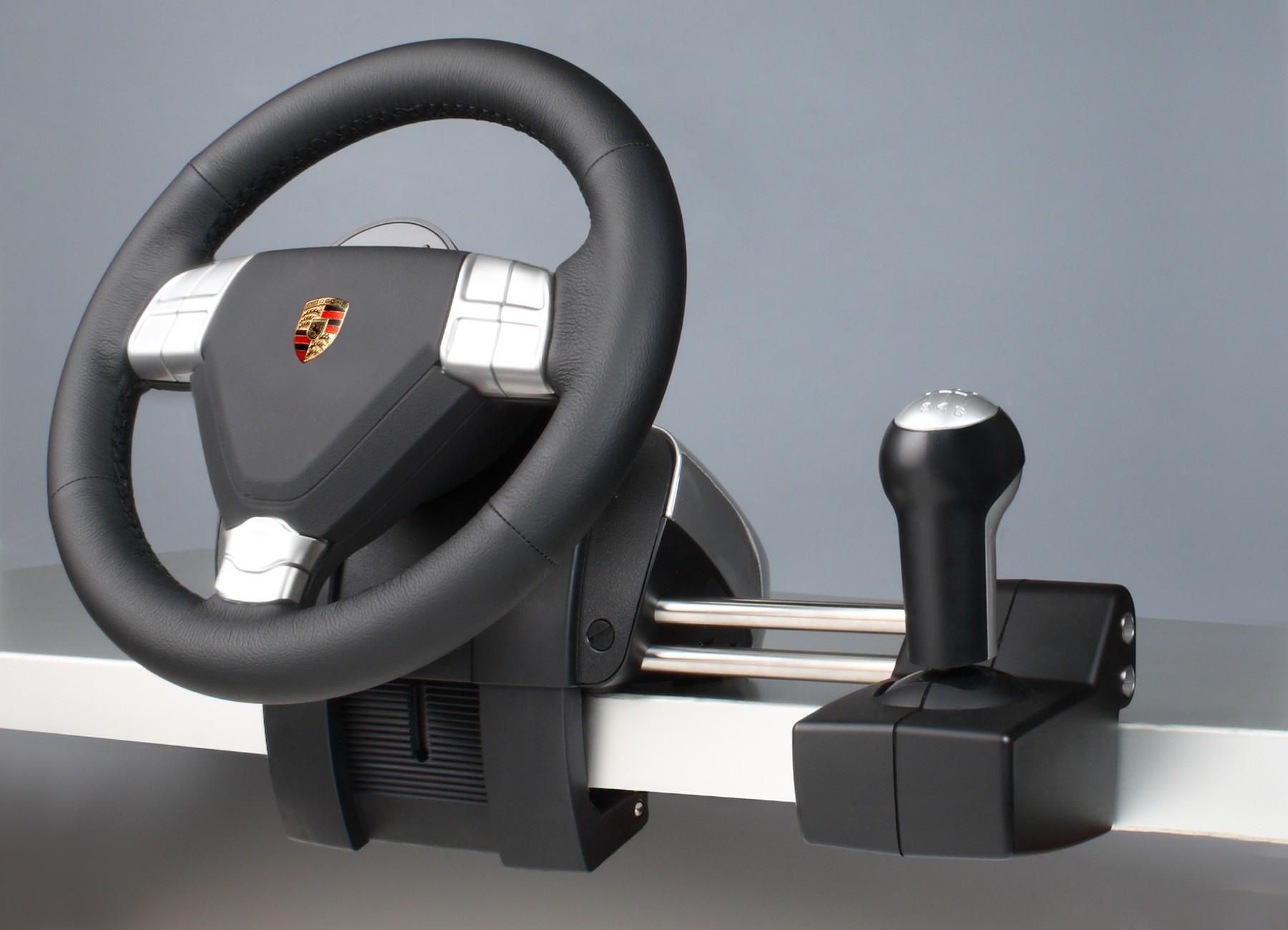 Porsche 911 Turbo >> Test Fanatec Porsche 911 Turbo S