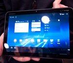 Motorola Xoom : 1280 x 800 pour l'écran de cette tablette Honeycomb