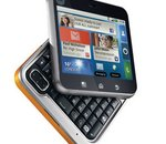 Motorola Flipout : un smartphone social face au Microsoft Kin