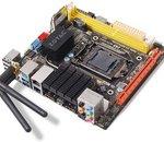 Zotac lance ses cartes mères Intel Z68 mini-ITX