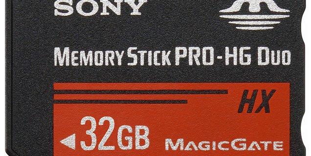 Sony lance un nouveau Memory Stick grimpant à 50 Mo/s