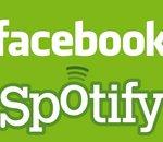 Spotify impose Facebook Connect à ses nouveaux inscrits (MàJ)