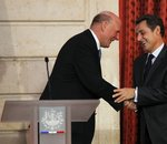 Steve Ballmer reçoit la Légion d'honneur