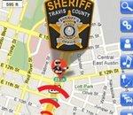 RIM supprime deux apps sur Blackberry permettant de localiser les barrages de police