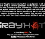 Génocide arménien: le site de Valérie Boyer piraté au nom de la Turquie