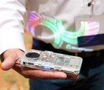 CES 2012 : MicroVision prépare un pico-projecteur laser HD et tactile