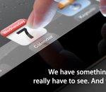 Apple annonce une conférence le 7 mars : iPad 3 en vue ?