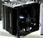 CeBIT 2012 : Cooler Master prêt à lancer son ventirad avec chambre à vapeur