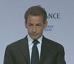 Culture : Nicolas Sarkozy réaffirme son soutien à l'Hadopi